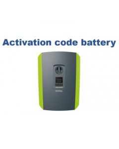 Battery activation code PLENTICORE plus