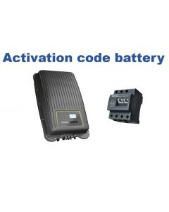 Code d'activation pour batterie KOSTAL Smart Energy Meter